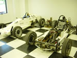 SR Racing's specialty is the Formula Vee cars
