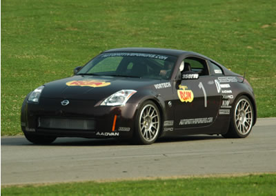 AutomotiveForums.com Nissan 350Z Project Vehicle