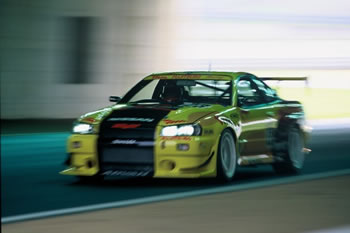 2001 Nissan Skyline GT-R R34 N1 Super Taikyu Race Car