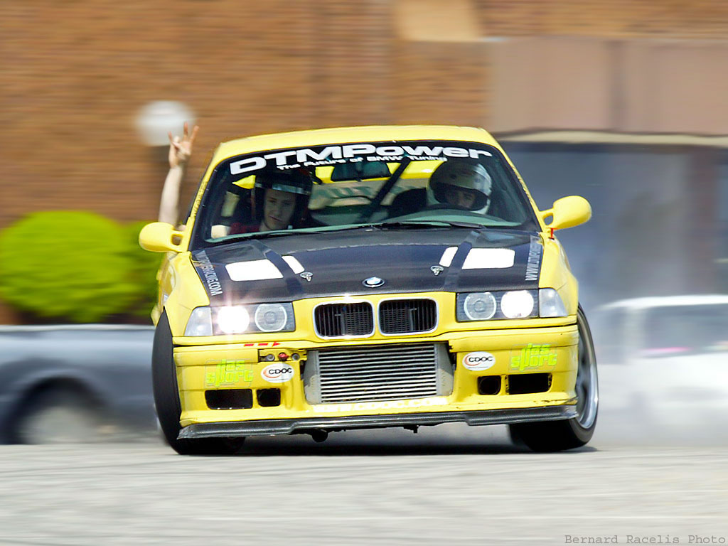 Dado 39 s yellow 1995 bmw m3 automotive articles com magazine for Dado arredamenti modena