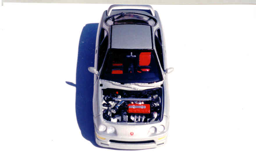 Revell Acura Integra Type R By Je123