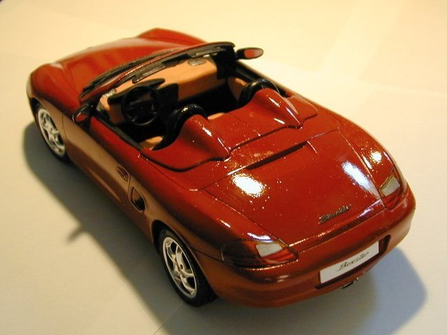 Paint And Primer >> Tamiya Porsche Boxster Special Edition by Vric