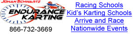 This Announcement is brought to you in part by EnduranceKarting.com